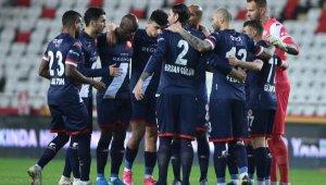 Antalyaspor, haftayı bay geçecek. İşte istatistiksel ayrıntılar