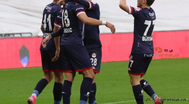 Antalyaspor'un kupada rakibi Sivas