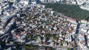 Balbey Projesi, şehir plancılarına anlatıldı
