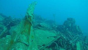 Batan dev gemi parçalanarak çıkarılacak