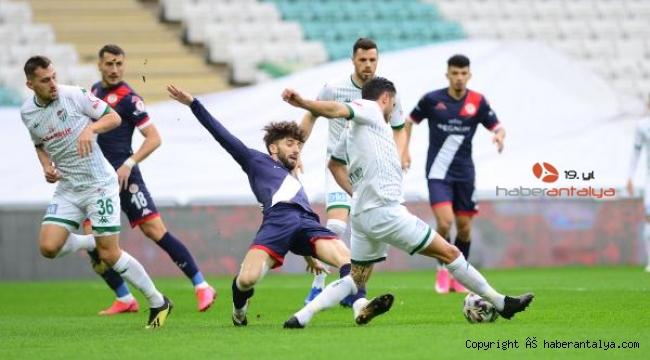 Fraport-TAV Antalyaspor, ZTK'da çeyrek finale yükseldi