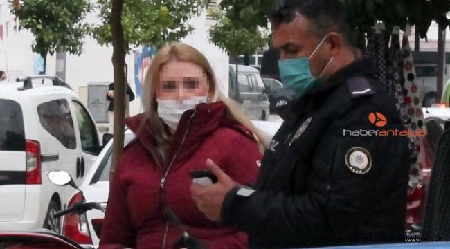 Gürcü kadın dolandırıcılık yaparken nasıl yakalandı ?