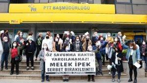 'İşkenceci eşini öldüren Melek serbest bırakılsın'