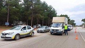 Jandarmadan, trafik ve pandemi kuralları gereği 7 bin lira ceza
