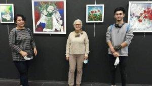 Kanseri sanatla yeniyor
