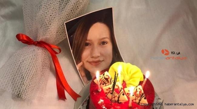 Kayıp Buse için hüzünlü doğum günü kutlaması