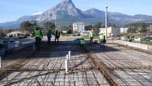Konyaaltı Belediyesi'nden 'Çakırlar'a yeni hizmet binası