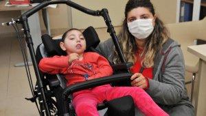 Medine, 125 binde bir görülen hastalıkla doğdu