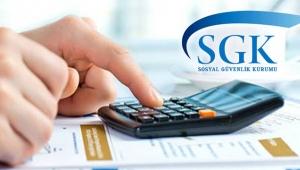 SGK borcu yapılandırmasında 1 Şubat son gün