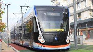 Tramvay ulaşımı Çallı'da 20 günlüğüne tek hattan yapılacak