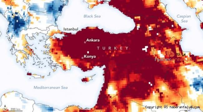 WWF'den kuraklık uyarısı: 10 şehir küresel yüksek risk listesinde