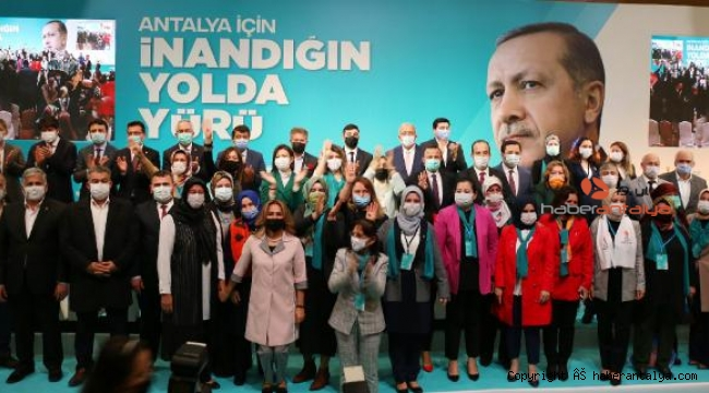 AK Parti'nin kadın üye sayısı hedefi 6 milyon