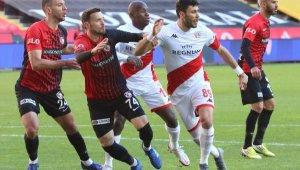 Antalyaspor'un maçları golsüz geçiyor