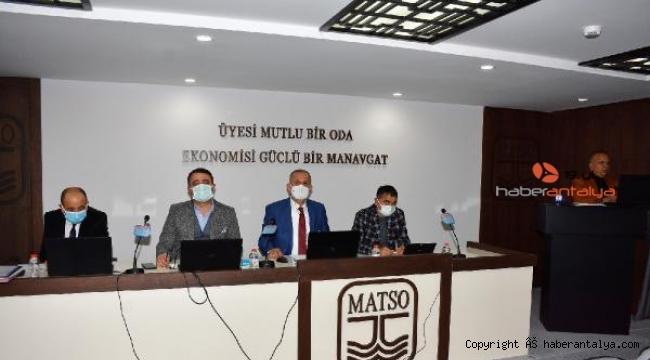 Başkan Boztaş: Turizme yönelik iyi haberler gelmeye başladı
