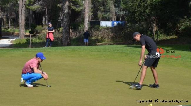 Golf Mad Junior Open 2021 Golf Turnuvası başladı