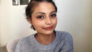 Kanseri yenen Havva Nur sanatçı olmak istiyor