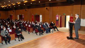 Kaymakam Yiğit'ten muhtarlara koronavirüs uyarısı