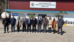 Kepez'in projesi, Türkiye'ye örnek oldu