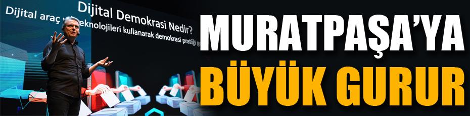 Muratpaşa'ya büyük gurur; Geleceğin kenti Muratpaşa