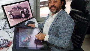 Otomobil tasarımcısı ASSİM'de