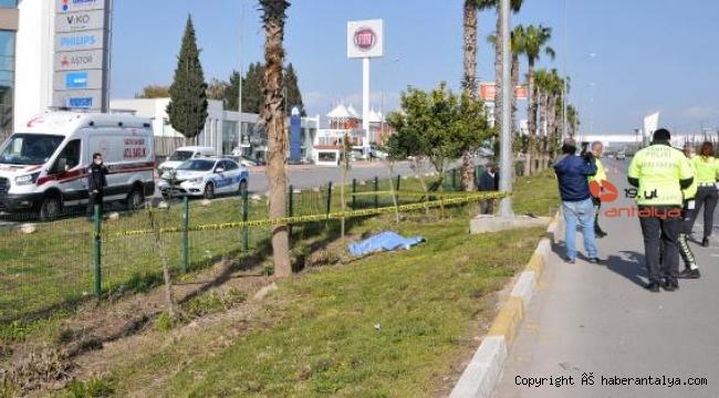 Spor yaparken hafif ticari aracın çarptığı adam öldü !