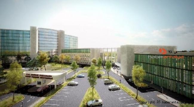 59 bin 800 metrekarelik arazinin hastane ihalesi 6 Nisan'da yapılacak