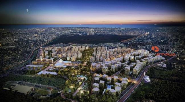 Antalya sakinleri yeni evlerine taşınıyor; 13 blok daha teslime hazır