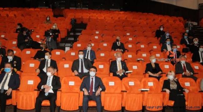 Antalya Valisi Yazıcı: Mavi vatanı korumaya devam edeceğiz