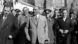 Antalya'yı ziyaretinin 91'inci yıldönümünde, Atatürk anıları