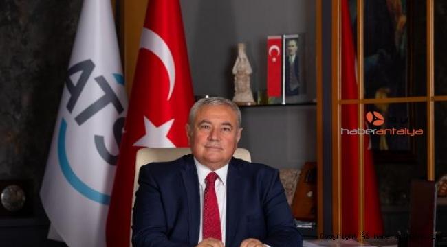 ATSO Başkanı Çetin: 'Halen desteğe ihtiyaç duyuyoruz'