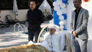 Aydemir Akbaş sünnet oldu: Hiç yadırgamadım, hoşuma gitti