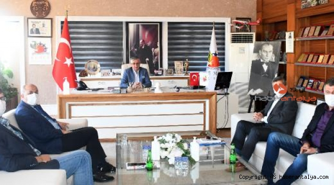 Başkan Topaloğlu'dan AVM'ye ret