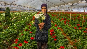Dünya kadınlarının çiçekleri, Antalyalı kadınlardan