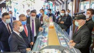 Emniyet Genel Müdürü'nden, Antalya'da korona denetimi