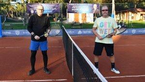HayatPark, tenis turnuvasına ev sahipliği yapıyor