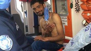 Hırsızlığa teşebbüsten tutuklanan Özbek, vakıf binasına üşüdüğü için girdiğini öne sürdü