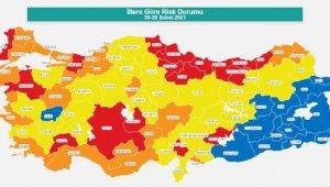 İşte 'Turuncu Antalya'da yeni kontrollü normalleşmenin ayrıntıları