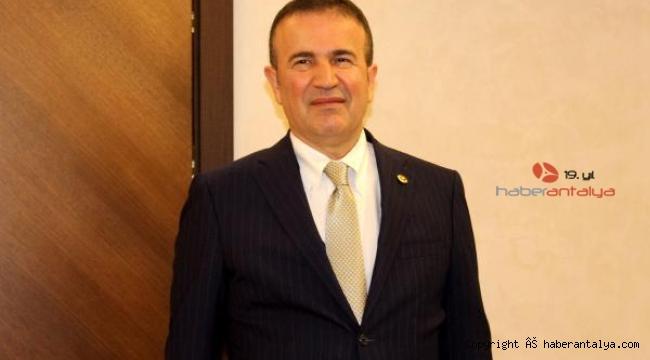 MHP'li Başkan: Antalya, tarım ve hayvancılıkta da Türkiye'nin lokomotifi olacak