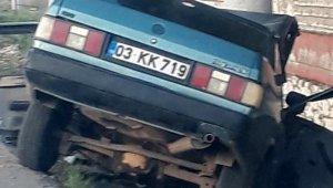 Otomobil elektrik direğine girdi !