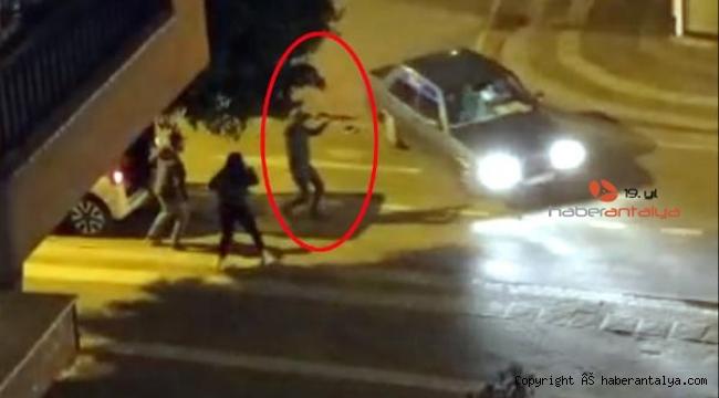 Tüfekli saldırganlar, görüntüler sonrası tutuklandı