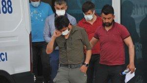 Asılı bulunan Ahmet hemşirenin cenazesini kardeşi aldı
