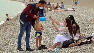 Bakan Soylu açıkladı, dünyaca ünlü sahilde sıkı denetim başladı !