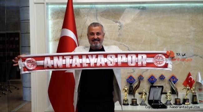 Başkan Sözen'den Antalyaspor'a destek