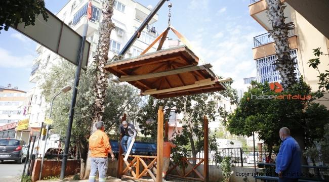 Büyükşehir mobilyasını kendi üreterek tasarruf sağlıyor