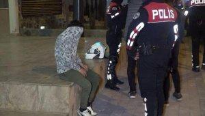 Mahalleliyi sokağa döktüler, 'ceza yazma' diye rica ettiler !