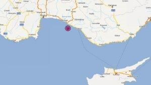 Flaş ! Antalya depremle sallandı