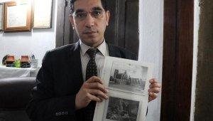 Hayatını kaybeden İngiltere Prensi'nin babası, türbeye çizmeleriyle girmiş