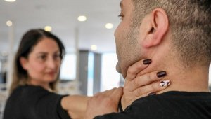 Kadınların krav maga önlemi