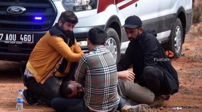 Kayıp Ahmet hemşirenin, 17 gün sonra ağaca asılı cesedi bulundu !