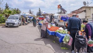 Kepez'e 9 semt pazarı